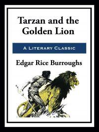 Image de couverture (Tarzan and the Golden Lion)