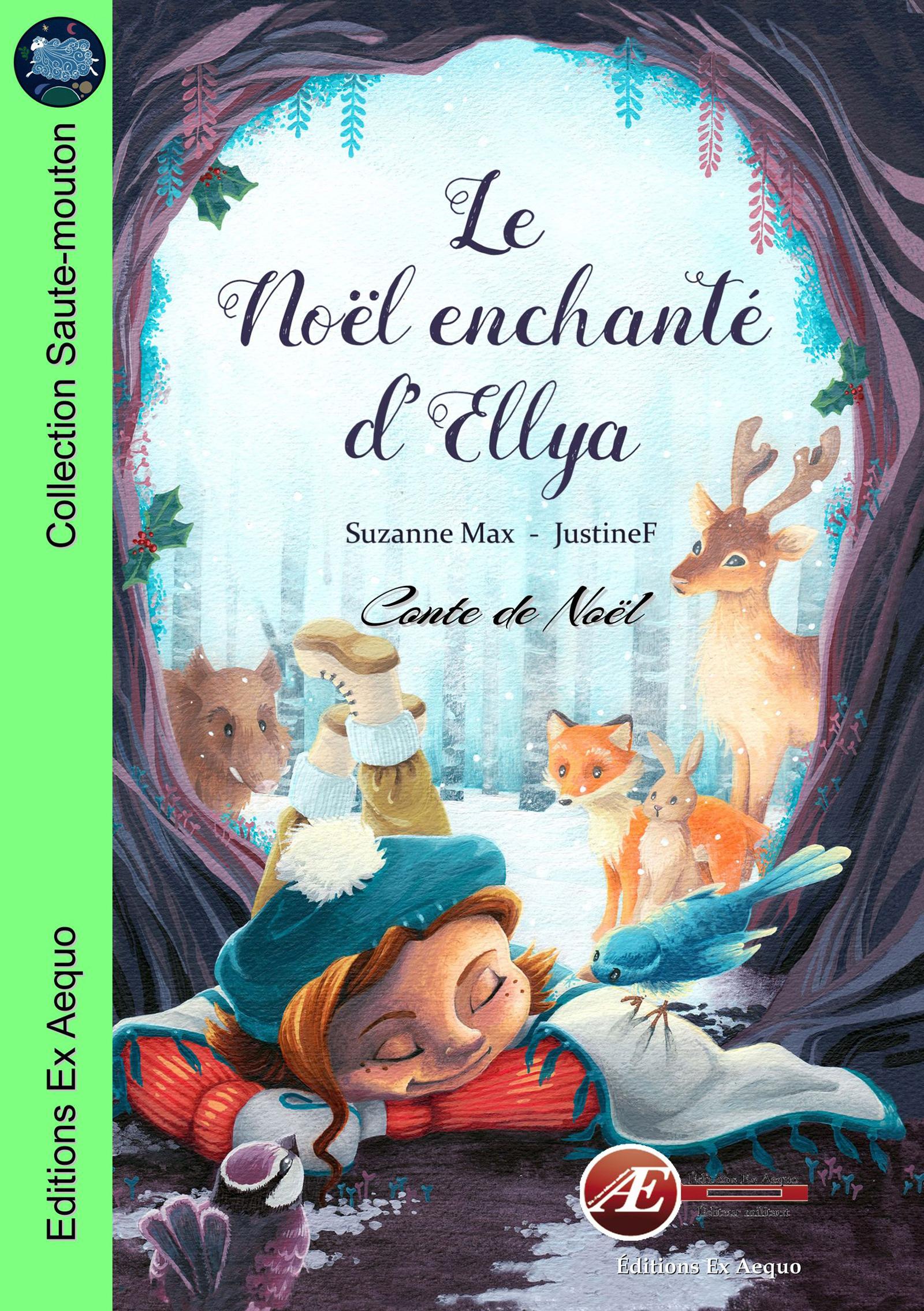 Le Noël enchanté d'Ellya