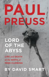 Cover image (Paul Preuss: Lord of the Abyss)