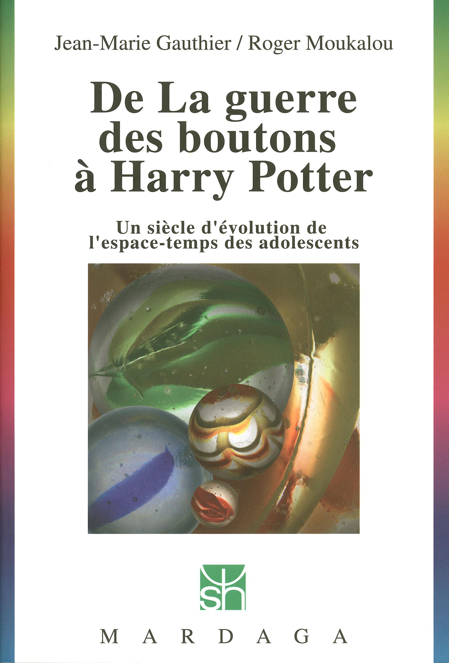 De La guerre des boutons à Harry Potter, Un siècle d'évolution de l'espace-temps des adolescents