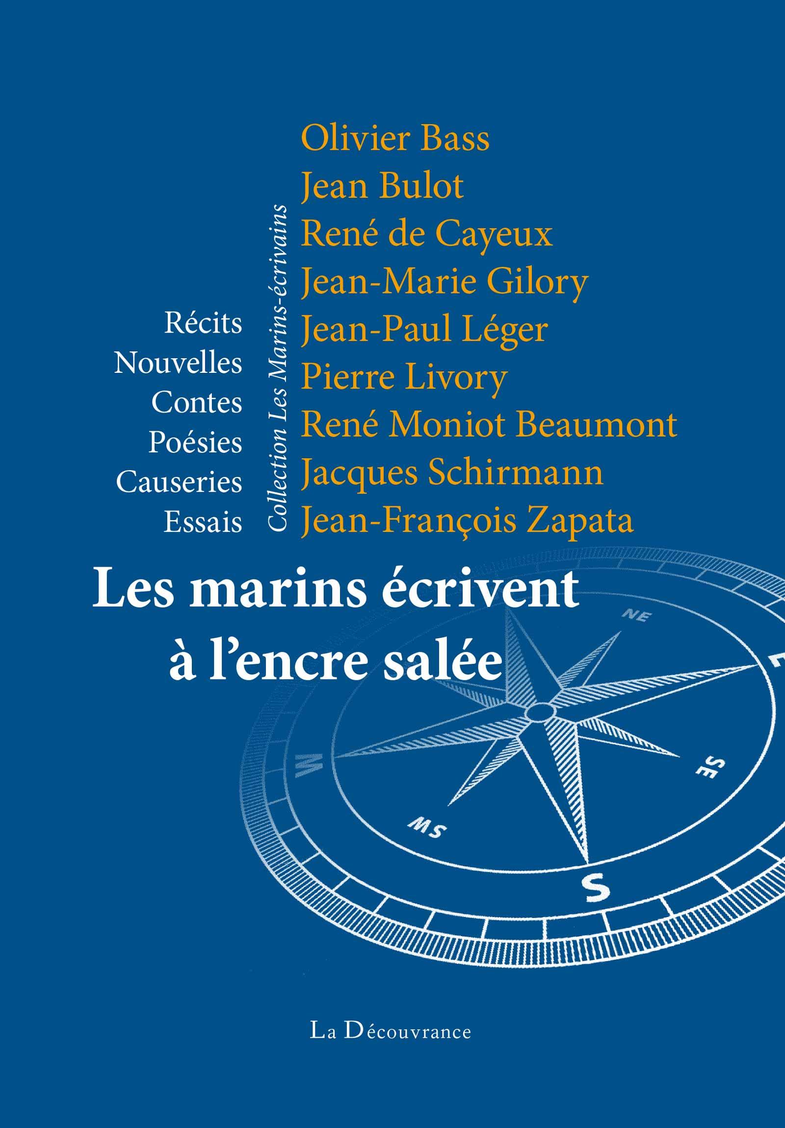 Les marins écrivent à l'encre salée