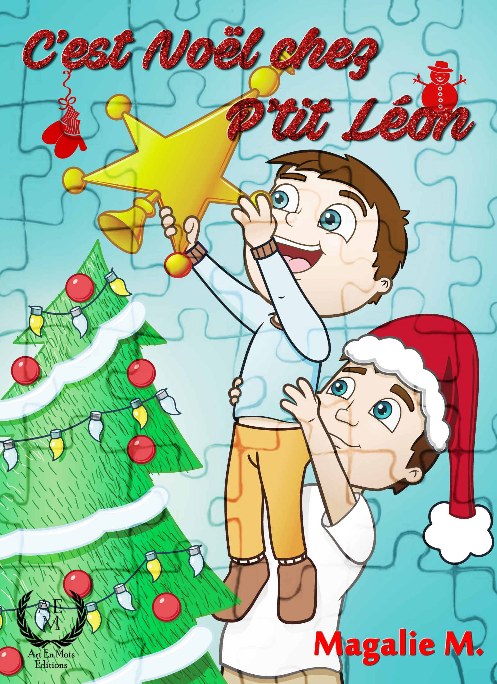 C'est Noël chez P'tit Léon !