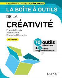 La boîte à outils de la créativité - 3ed