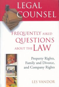 Legal Counsel, Book Two: Pr...