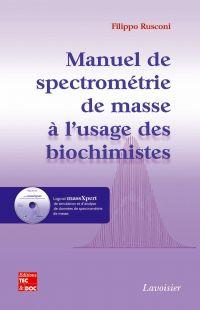 Manuel de spectrométrie de ...