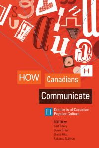 Cover image (How Canadians Communicate III)