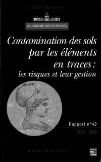 Contamination des sols par ...