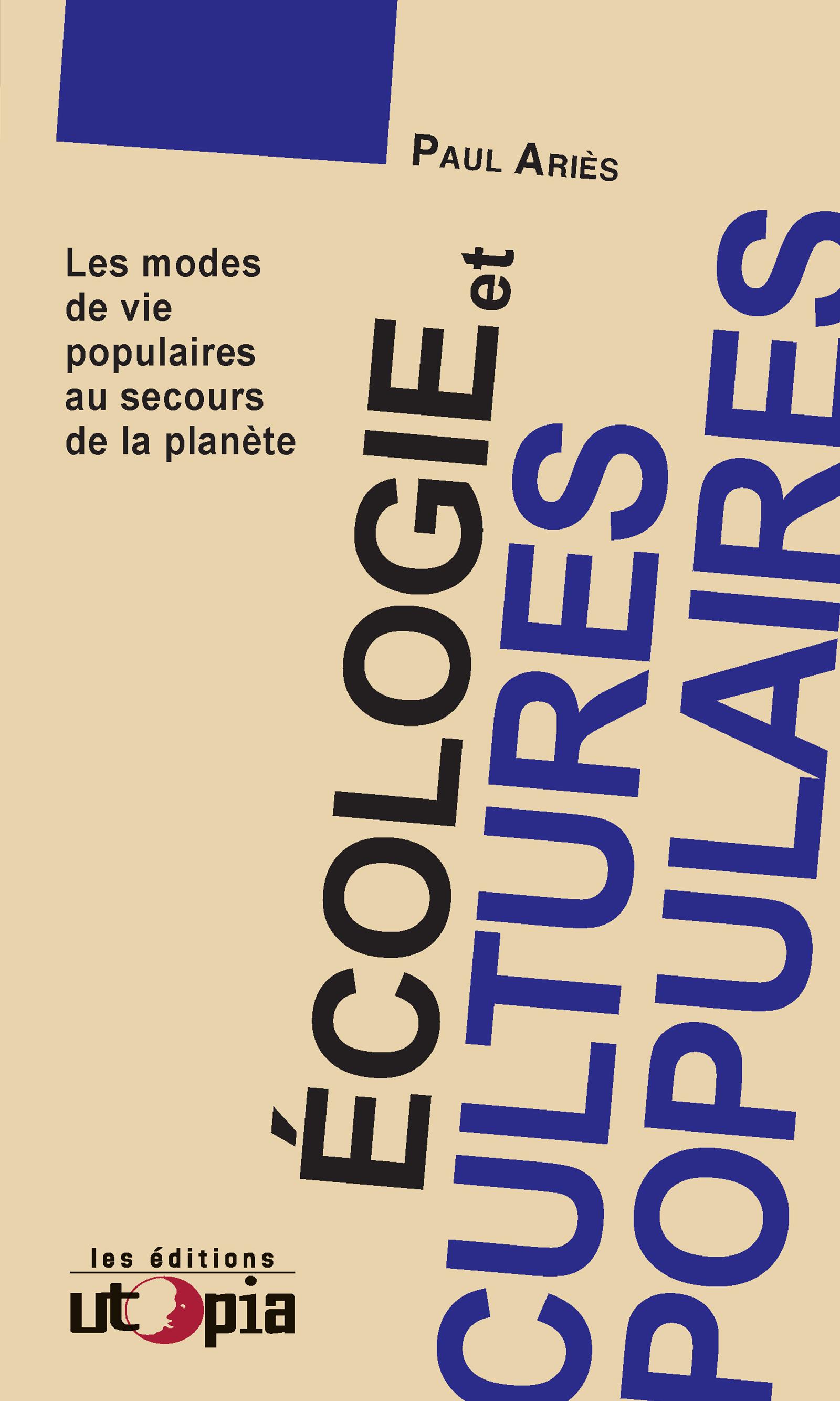 Écologie et cultures populaires