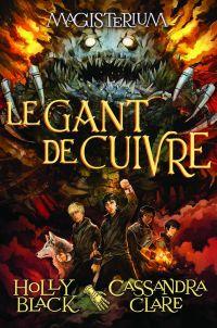 Image de couverture (Magisterium : N° 2 - Le gant de cuivre)
