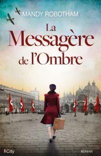 Cover image (La messagère de l'ombre)