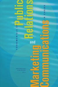 Cover image (Fundamentals of Public Relations and Marketing Communications in Canada)