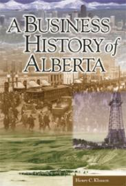Cover image (A Business History of Alberta)