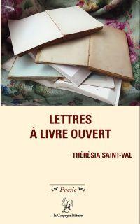 Lettres à livre ouvert
