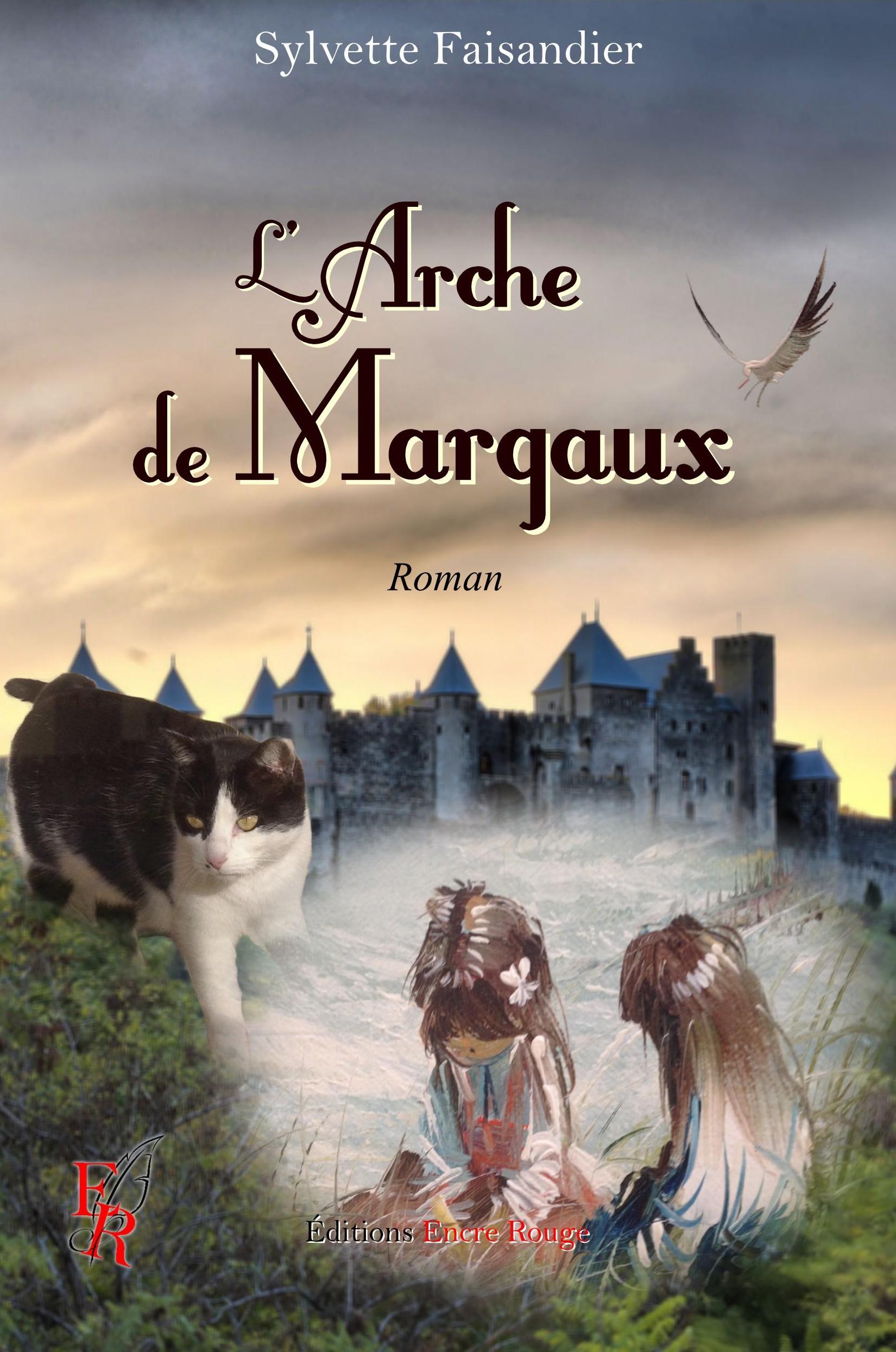 L'Arche de Margaux, Roman d'aventures