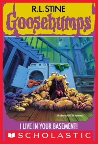 I Live In Your Basement (Goosebumps #61)