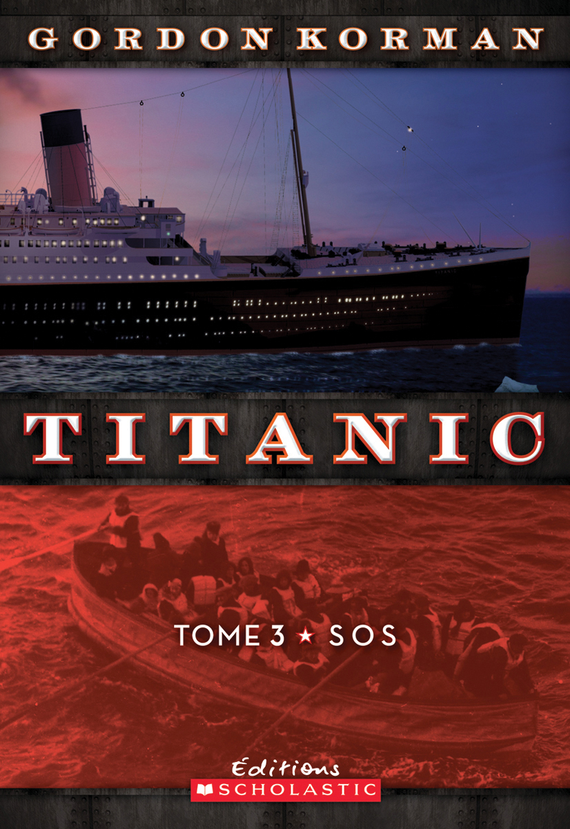 Titanic : N° 3 - SOS