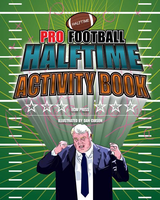 Pro Football Halftime Activ...