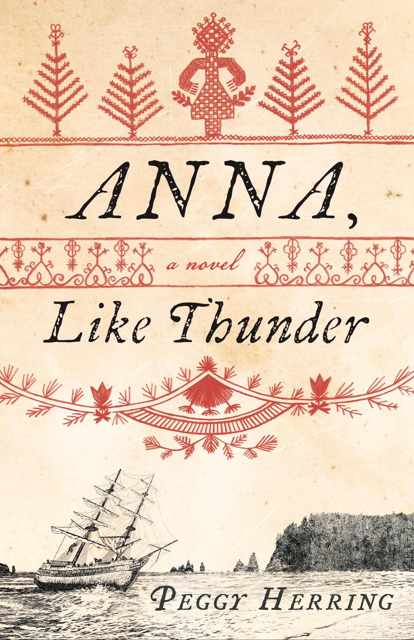 Anna, Like Thunder