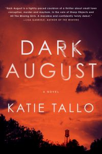 Image de couverture (Dark August)