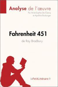 Fahrenheit 451 de Ray Bradbury (Analyse de l'oeuvre)