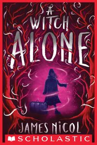 A Witch Alone (The Apprentice Witch #2)