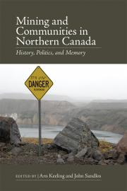 Cover image (Mining and Communities in Northern Canada)