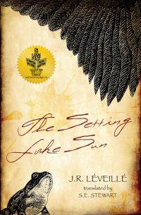 The Setting Lake Sun